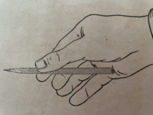О рисунке карандашом