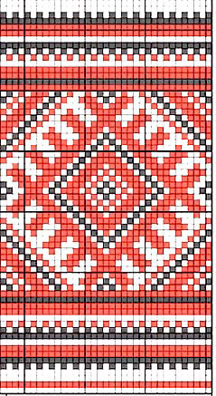 орнамент белорусов