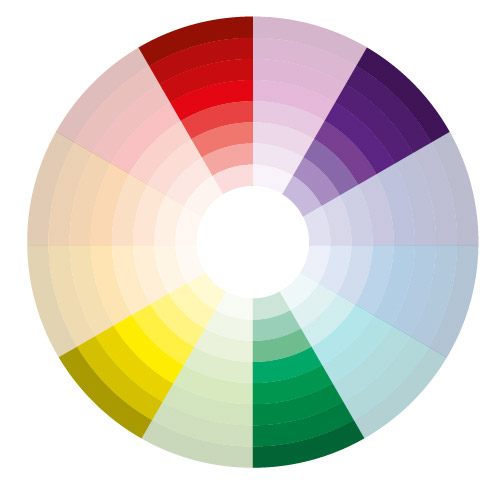 цветоведение уроки