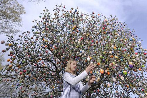 пасхальное дерево фолькер крафт