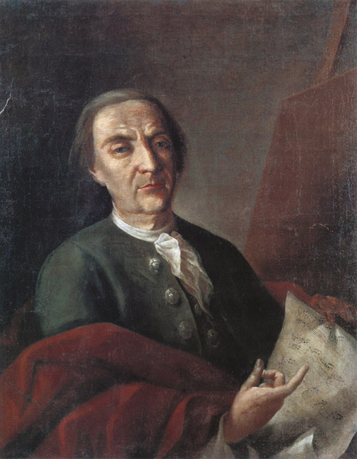 василевский автопортрет