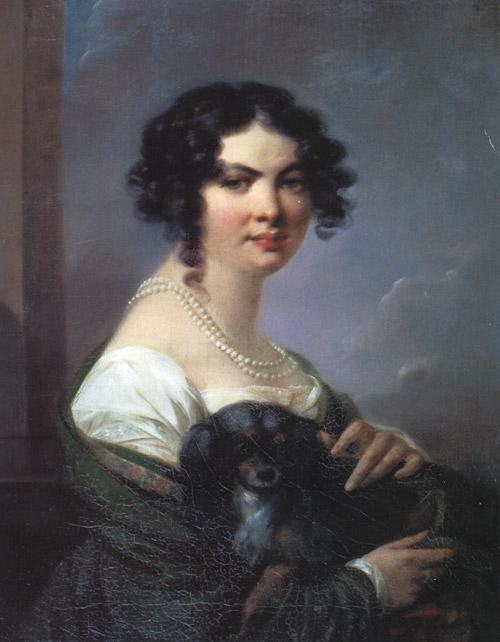 молинари портрет тимофеевой графини воронцовой