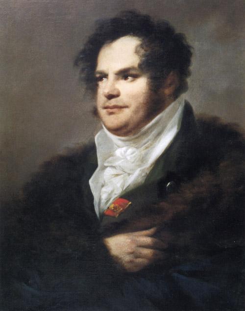 молинари портрет тимофеева